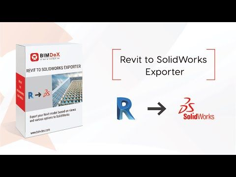 Revit to Solidworks Exporter